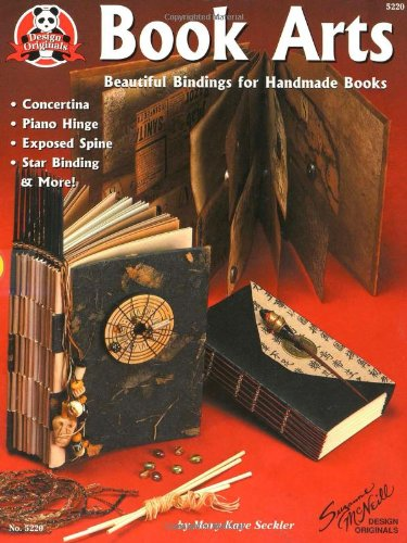 book-arts-beautiful-bindings-for-handmade-books-can-do-crafts