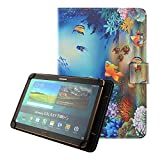KATUMO Universal Tablet 10 Zoll Hülle, Schutzhülle für Samsung Galaxy Tab,Inklusive XIDO X111,Huawei MediaPad, Artizlee ATL-21plus 10 Zoll,Tablet PC ATL-21L,XIDO Z120/3G Tablet Pc ,Alldaymall 10 Zoll ,Lenovo Tab 2 A10-70 / Lenovo TAB3 10 Plus / YunTab 3G Tablet 10.1 inch / XIDO X110 10 inch, Unterwasserwelt