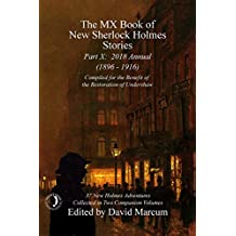 The MX Book of New Sherlock Holmes Stories - Part X