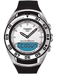 Tissot Sport Sailing Touch Männer Alarm Chronograph zeigt T0564202703100