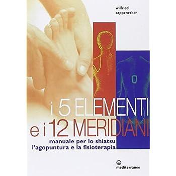 I Cinque Elementi E I Dodici Meridiani. Per Lo Shiatsu, L'agopuntura E La Fisioterapia