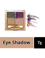 Lakme 9 To 5 Eye Color Quartet Eye Shadow, Silk Route, 7g