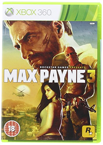 Price comparison product image Max Payne 3 (Xbox 360)