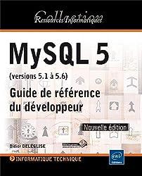 MySQL 5 - Guide de référence du développeur (Nouvelle édition)