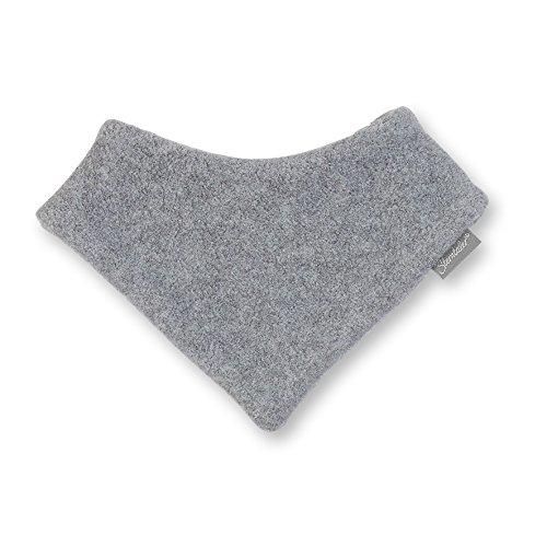 Sterntaler Baby - Unisex Halstuch Dreieckstuch, Grau, 1 (Herstellergröße: 1)