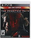 Metal Gear Solid V: The Phantom Pain - Day-One Edition - PlayStation 3 (PS3) Lingua italiana