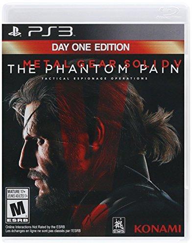 Preisvergleich Produktbild Metal Gear Solid V: The Phantom Pain - Day One Edition - PlayStation 3 (PS3) [Bildschirmtexte: Deutsch]