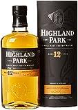 Highland Park 12 Year Old Orkney Malt Whisky Bottle, 70cl