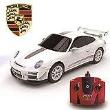 Cmj RC Carstm Porsche 911official con Licencia Mando a Distancia Coche para Niños y Adultos por Igual con Trabajo Luces Led, Radiocontrolado Supercar…