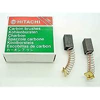 Paire balais carbone pour Hitachi DH24PB DH24PB3 DH24PC3 D10SA D13V D6SA DH14V H140 999072