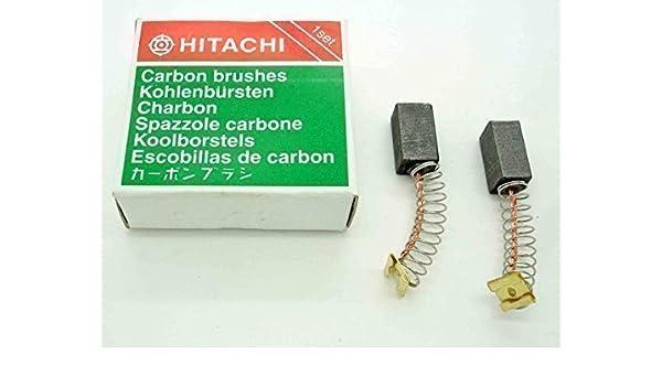 HITACHI 999080 KOHLEBÜRSTEN DH16V DH24PES DH24PF DH24PF3 DH24VB DH24VD H140