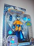 Megaman X Napalm Bomb Mega Man Metallic Action Figures Capcom by Megaman