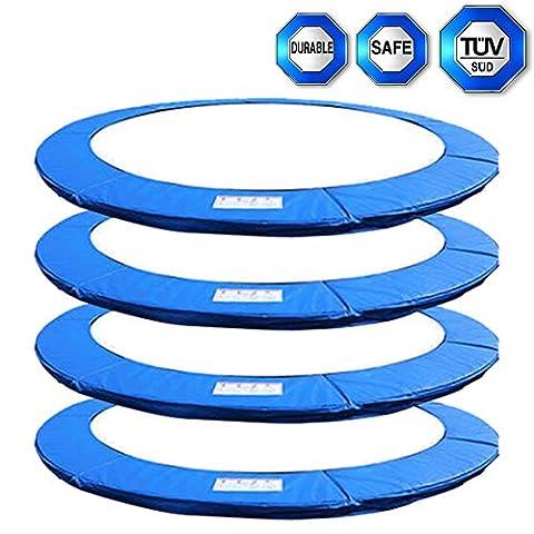 Bache Protection Trampoline - ULTRAPOWER SPORTS Coussin de protection pour trampoline