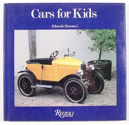 Cars for Kids/Bebe Auto/Les Autos Juniors/Kinderautos (English, Italian, German and French Edition) by Edoardo Massucci (1983-03-03)