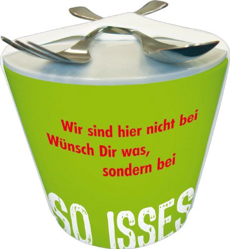 """Snack-to-go """"So isses"""""""