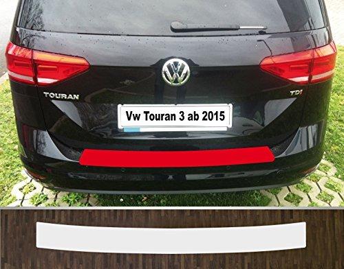 Preisvergleich Produktbild passgenau .VW Touran, ab 2015; Lackschutzfolie Ladekantenschutz transparent
