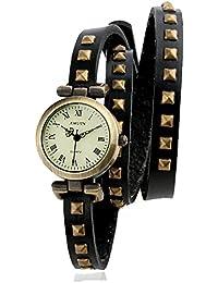 5931a5aec988 Señoras Reloj de Pulsera Relojes Cuerda de Estudiante Coreano Relojes de  Moda de Chicas