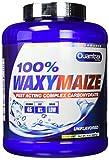 Quamtrax Nutrition 100% Waxy Maize 5LB Suplementos de Carbohidratos - 2500 gr