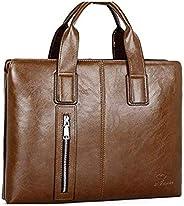 Men's business bag/Briefcase/bag/handbag/shoulder bag/Crossbody/suede leather M7899 B