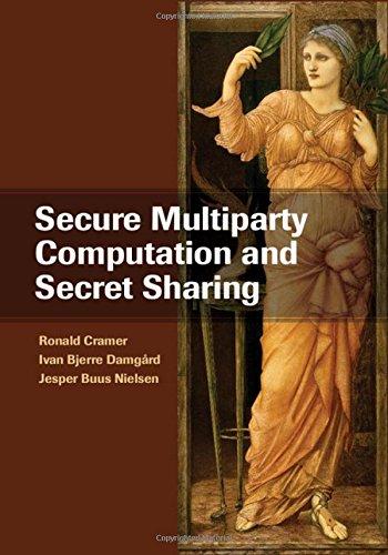 Secure Multiparty Computation and Secret Sharing por Ronald Cramer