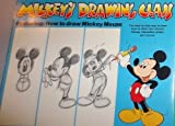 Mickey's Drawing Class: Featuring Mickey (Little Simon Book) by Walt Disney Productions (1983-05-03)