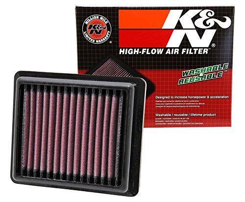 ha-0502K & N Ersatz-Luftfilter passend für Honda CHF50Metropolitan; 02–09(POWERSPORTS Air Filter)