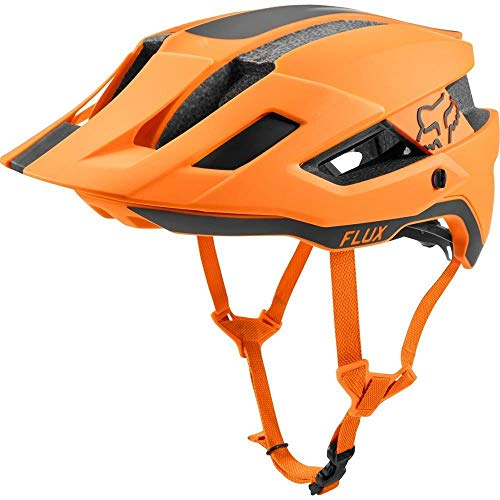Fox HELMET FLUX RUSH ATOMIC ORANGE L/XL