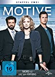 Motive - Staffel 2 [4 DVDs] - James Thorpe