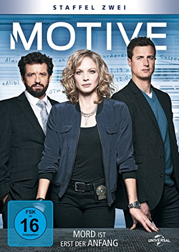 Motive - Staffel 2 [4 DVDs]