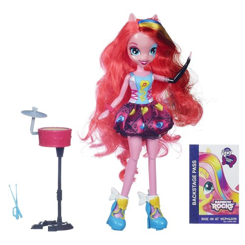 my-little-pony-equestria-girls-rainbow-rocks-pinkie-pie-poupee-chanteuse-23-cm-import-uk