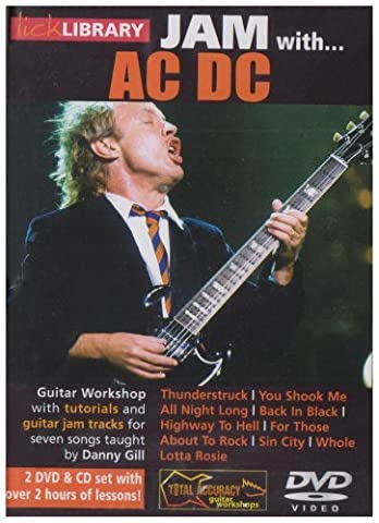 Jam With AC/DC [DVD]