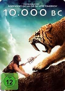 10.000 B.C. Steelbook