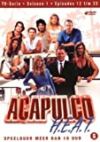Acapulco H.E.A.T.- Season 1 (Ep. 12-22) - 4-DVD Box Set ( Agence Acapulco ) ( Acapulco HEAT - Season Two - Episodes Twelve to Twenty Two ) by Catherine Oxenberg