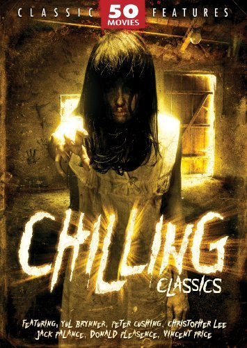 Chilling Classics - 50 Movie Pack: Lady Frankenstein - Werewolf in a Girl's Dormatory - Sisters of Death - Drive-in Massacre - The Driller Killer - The Hearse - Oasis of the Zombies - Nightmare in Wax + 42 more! Lady Frankenstein
