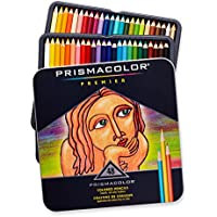 Sanford Prismacolor Premier Crayons de couleur, Lot de 48, Multicolore