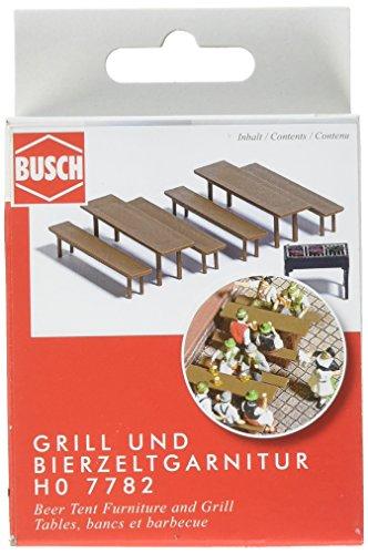 Busch 7782 Bierzeltgarnitur