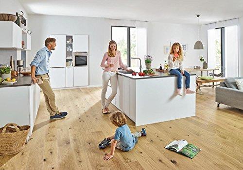 Grohe Blue Home Duo – 2-in-1 Trinkwassersystem und Küchenarmatur (gekühlt, gefiltert, mit Kohlensäure, L-Auslauf) 31454000 - 3