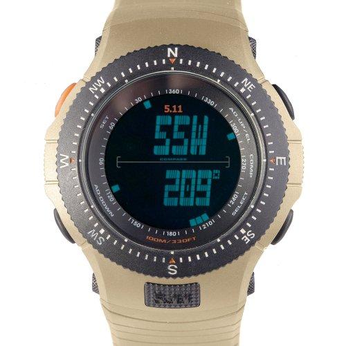 Preisvergleich Produktbild 5.11 Field Ops Watch coyote