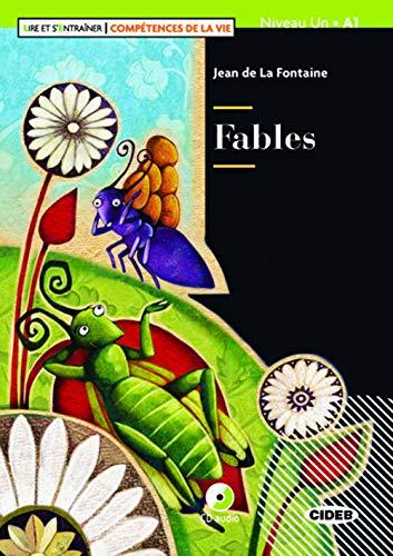 Fables: Lektüre + Audio-CD + Audio-App (Lire et s'entrainer)
