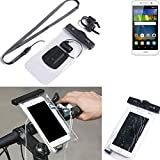K-S-Trade® for Huawei Y6Pro LTE Bicycle Bracket Mobile