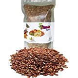 Sgreat Spice Raw Flax Seeds (1 Kg)