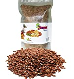 #6: Sgreat Spice Raw Flax Seeds (5 Kg)