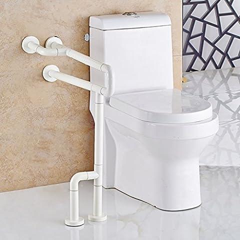 ZXLDP Bad Handlauf Rutschfeste, Leicht Zugängliche Handläufe Alte Mann Behinderte Personen Badezimmer Griff Größe Optional Badezimmerzubehör ( größe : 60 )