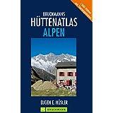 Bruckmanns Hüttenatlas Alpen: Die schönsten Berghütten in den Alpen mit allen wichtigen Infos, Übersichtskarten und Fotos.