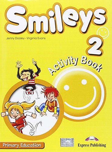 Smileys 2 Activity Book (Spain)