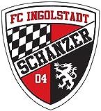 FC Ingolstadt 04 - Football Club Crest Logo Wall Poster