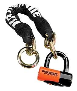 Kryptonite New York Noose 1275 Antivol haute sécurité avec disque de verrouillage à barre transversale innovant