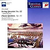 Dvorák - STRING QUARTET NO.12 AMERICAN & PIANO QUINTET OP.81