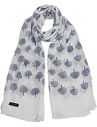Mulberry Tree Print Fashion Scarf