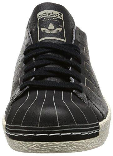 Adidas Superstar 80s Decon, Baskets Basses Pour Homme Noir (core Black / Core Noir / Vintage Blanc)